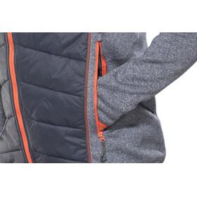 Regatta Andreson III Hybrid Softshell Jacket Men Navy Marl/Navy